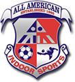 All American Indoor Sports Logo